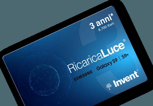 RicaricaLuce Samsung