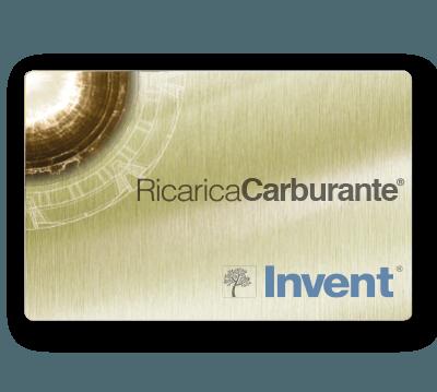 Card RicaricaCarburante