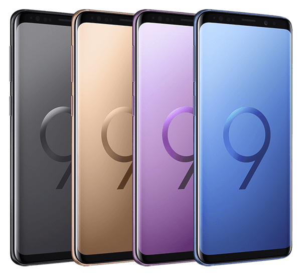 Colori Samsung Galaxy S9
