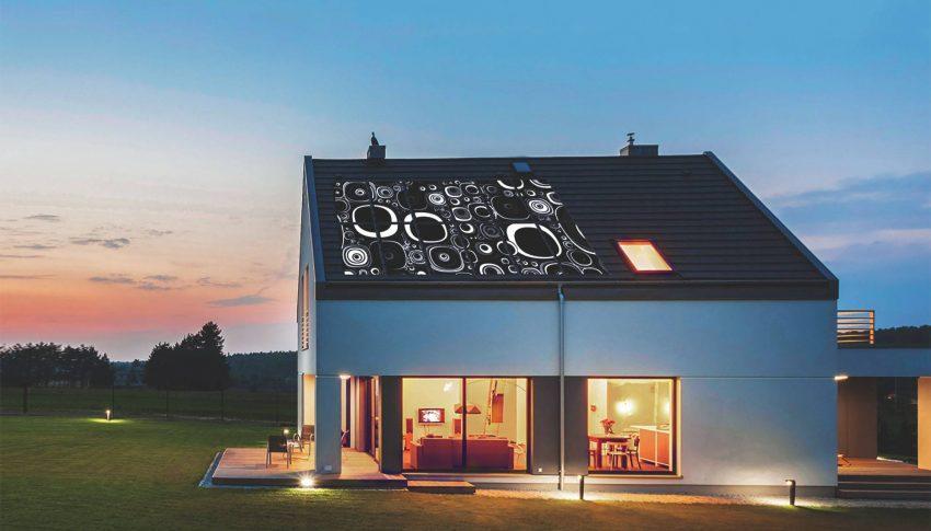 Fotovoltaico di design